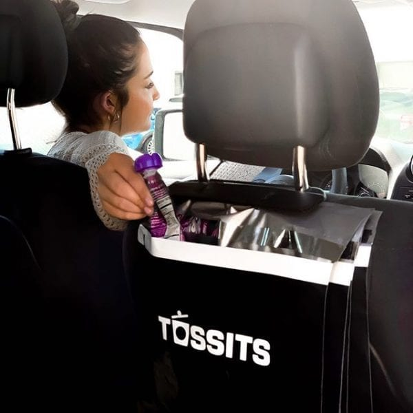 Tossits Car Garbags Bags