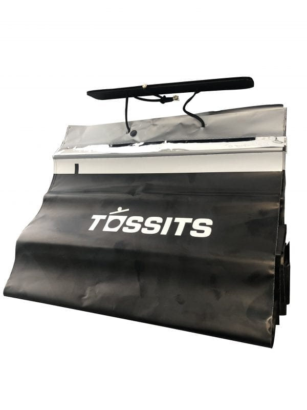 Tossits 2-Pack Includes 20 Bags